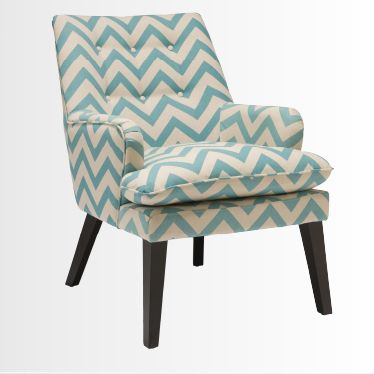 The Nancy Range features funky armchairs that bring character to any living space. Available in various colours including Navy, Black, Turquoise and Orange #comfychair