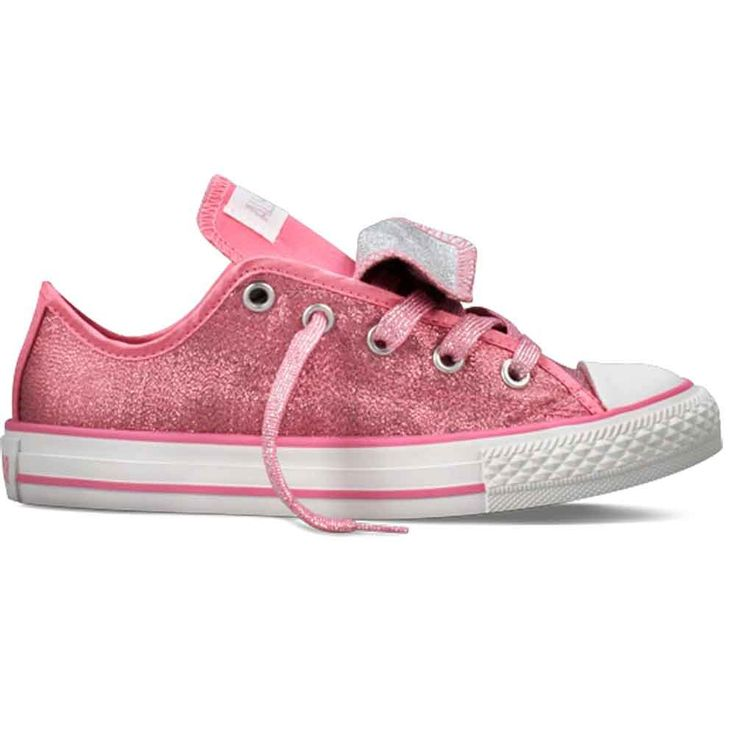 pink converse shoes for girls