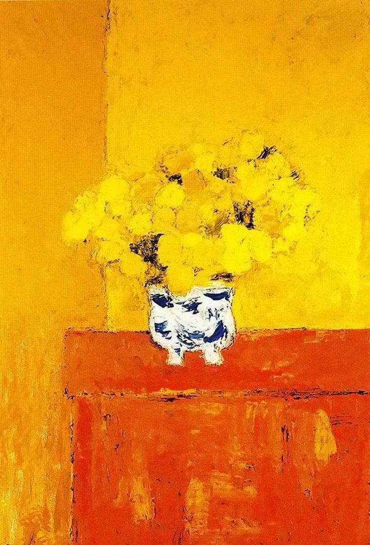 Bernard Cathelin (French, 1919-2004)