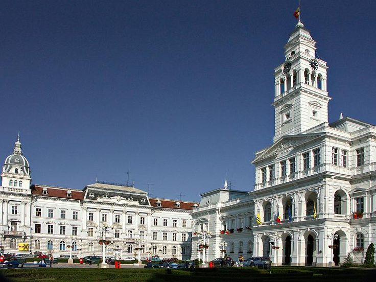 Arad, Romania. I spent 3 months here.  Loved it!!