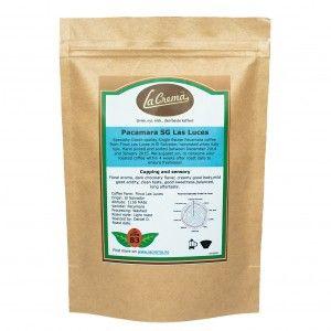 Products | La Crema Specialty Grade Las Luces Pacamara Coffee