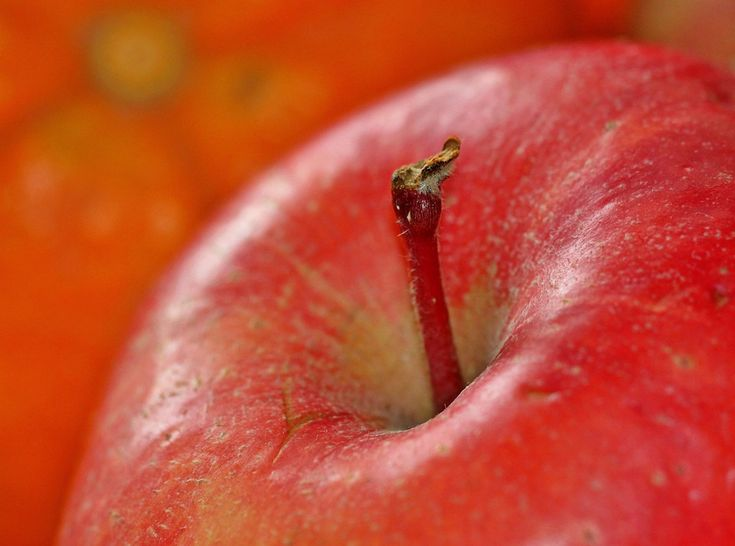 Jablka jsou jedním z plodů, které jsou nejvíce intoxikovány pesticidy. Postřiky se aplikují až dvanáct krát za rok, a to až do sklizně.