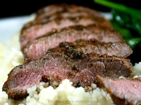 Moroccan Lamb Fillet Backstrap) Recipe - Food.com: Food.com