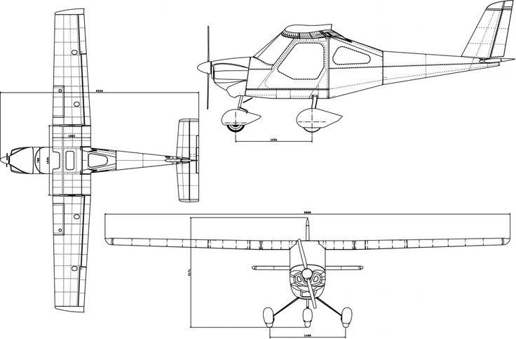 Merlin 100 Psa 3 View Diagram Aviation Pinterest