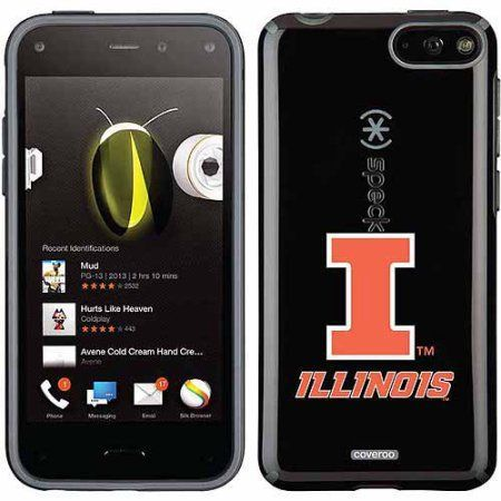 University of Illinois Primary Name Design on Amazon Fire Phone CandyShell Case by Speck