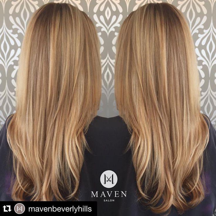 "Gretchen Zwisler: Colorist på Instagram: ""#Repost @mavenbeverlyhills with @repostapp. ・・・ #MAVENmoment B L O N D E color•balayage by Gretchen @blondezwis #colorbygretchen #beverlyhillscolorist #balayage #blondebabe #highlights #hair #instahair #hairpainting #longhair #hairgoals #wellafreelights #richesse #sunshinehair #californiablonde #lahair #lorealprous"""