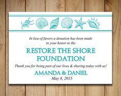 donation certificate ocean - Google Search