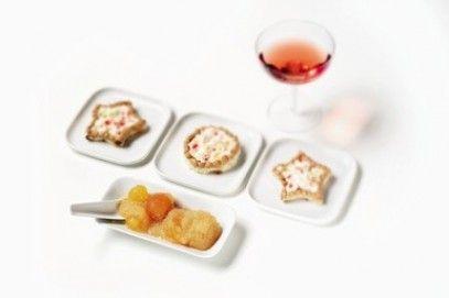 Holiday Tartlets with Mostarda Veneta Lazzaris