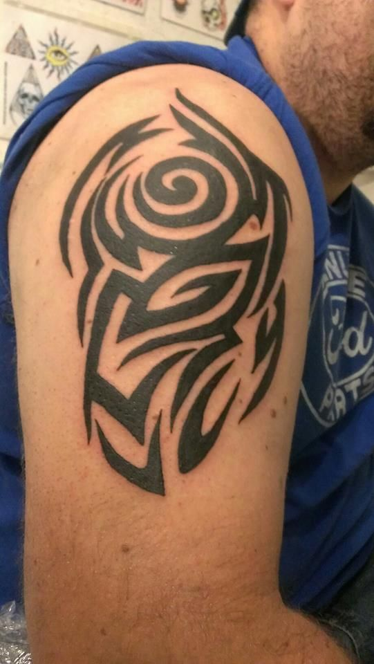 17 best images about tattoos ideas on pinterest family for Tribal family tattoo