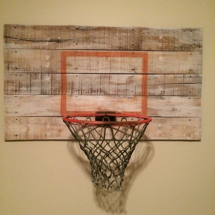Indoor Basketball Hoop Diy Playroom Baske