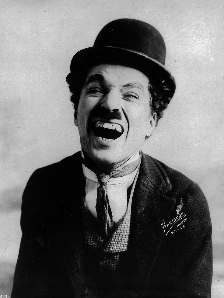 Charlie Chaplin by Fred Hartsook, 1916