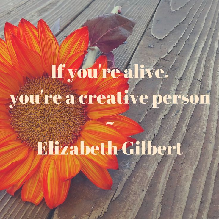We all have creativity, we don't all use it. And that's okay. But boy does it feel good! Do you think those that don't tap into their creative soul are missing out on something amazing?!