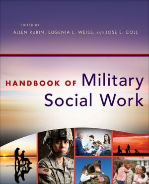 Handbook of Military Social Work-excellent textbook! Co-authored by one of the greatest professors I've ever had!