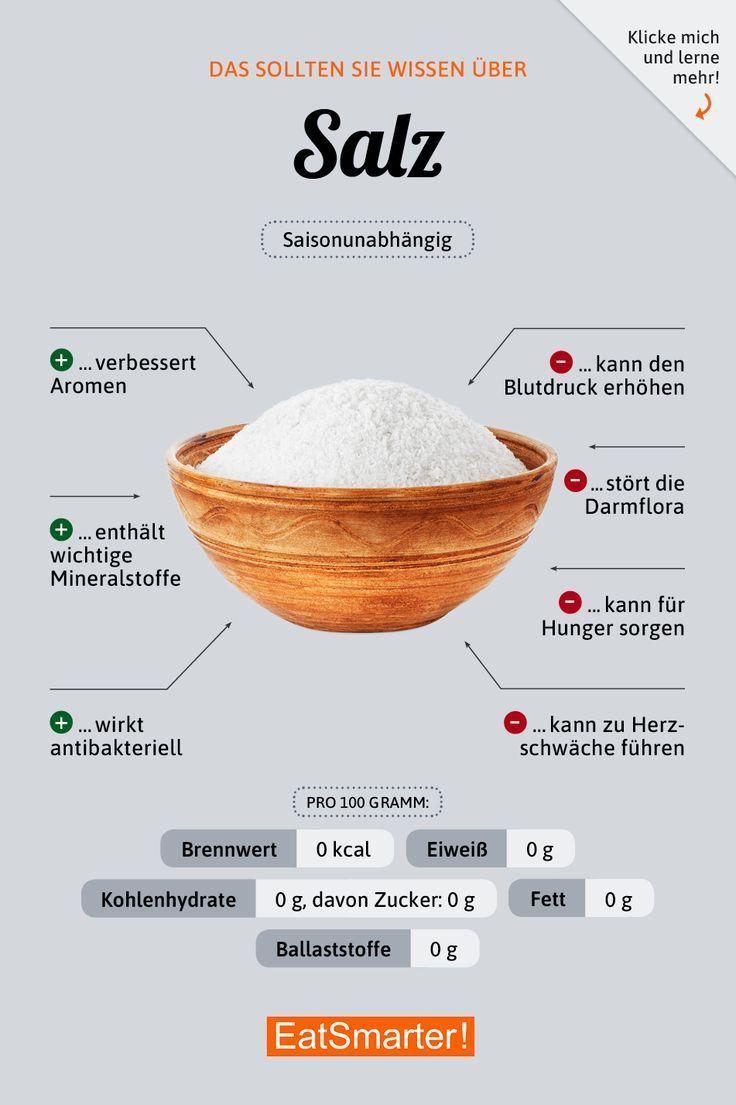 Das solltest du über Salz wissen | eatsmarter.de …