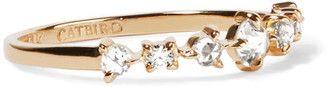 Shop Now - > https://api.shopstyle.com/action/apiVisitRetailer?id=649895522&pid=uid6996-25233114-59 Catbird - Snow Queen 14-karat Gold Diamond Ring ...