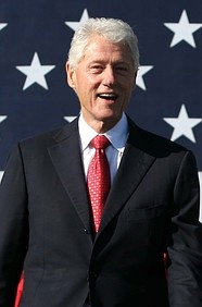 "William Jefferson ""Bill"" Clinton.....42nd President of The United States..... Served two terms 1993 - 2001"