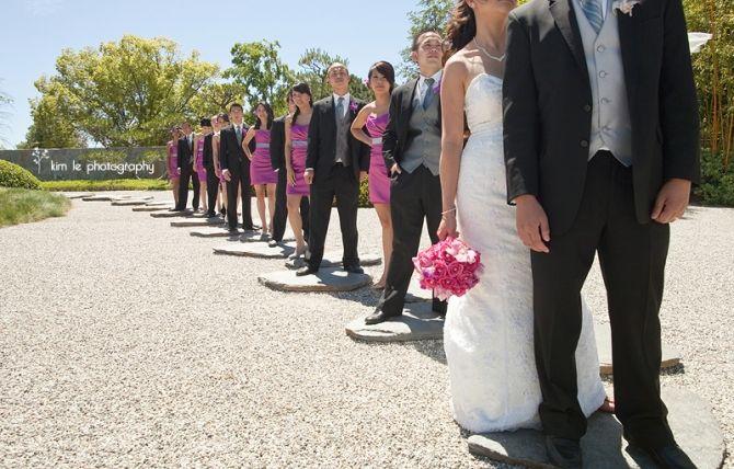 Van nuys wedding