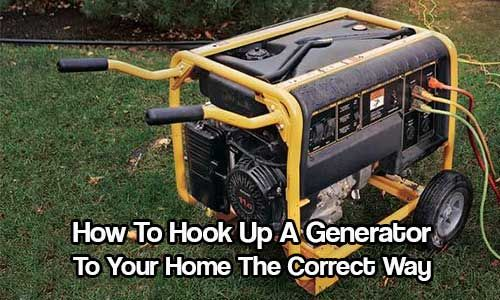 how to hook up generator to house furnace There is probably going to be a protective circuit for the furnace including a up your electrical system (generator or you hook up to 15.