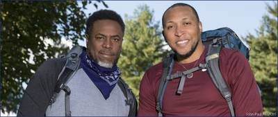 'The Amazing Race' eliminates Cedric Ceballos and Shawn Marion in Saint-Tropez   The Amazing Race eliminated Cedric Ceballos and Shawn Marion during the fourth episode of the CBS reality competition's 30th season on Wednesday night. #TheAmazingRace #AmazingRace #TAR