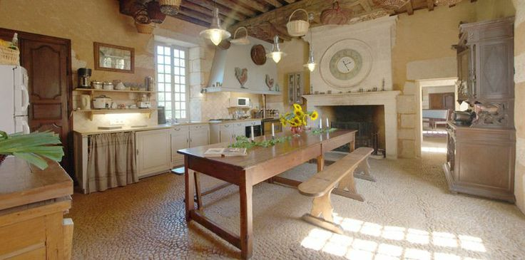 1000 images about rustic french kitchens on pinterest for 18th century french cuisine
