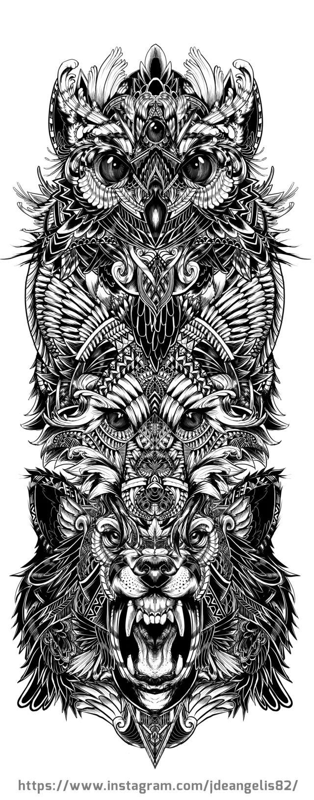 Animal totem - Imgur