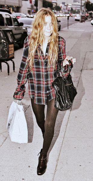 Olsen grunge x