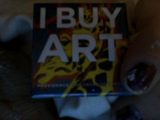 I BUY ART
