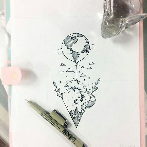 zeichnungen selber machen pinterest zeichnungen zeichnen und tattoo ideen. Black Bedroom Furniture Sets. Home Design Ideas