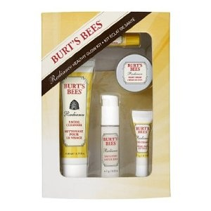 .: Eye Cream, Skin Care, Burts Bees, Healthy Glow, Natural Beautiful, Glow Kits, Bees Radianc, Radianc Healthy, Lips Shimmer