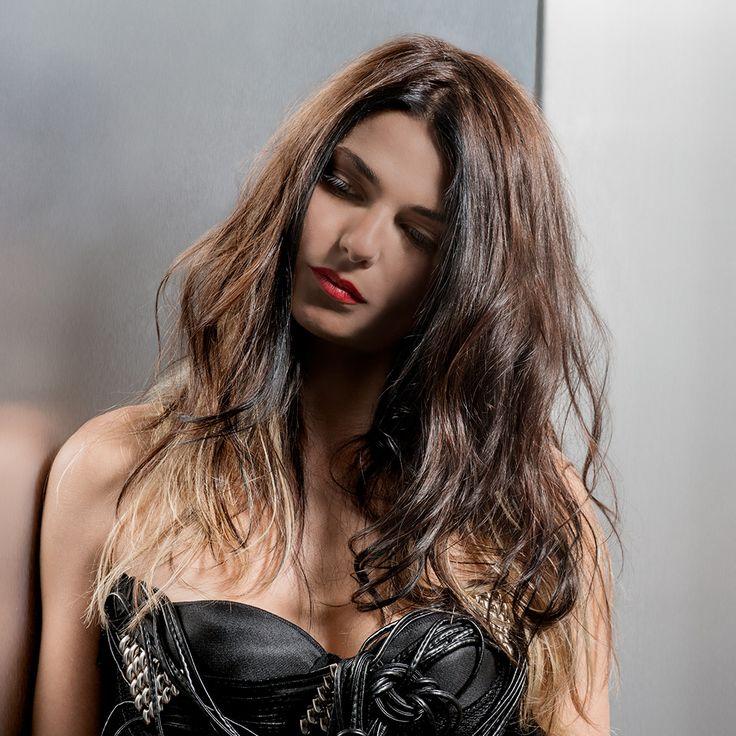 Collezione:Autumn in Place Hairstylist:BHC team Make up:Cecilia Fotografia:Rinaldi Fabio  #moda #modacapelli