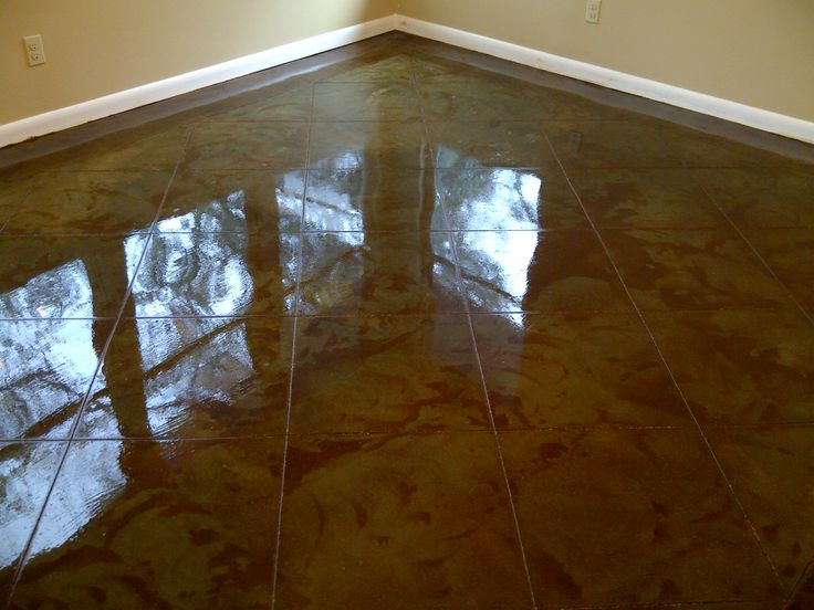 acid etching concrete stain 60 best concrete floors images on cement 3977