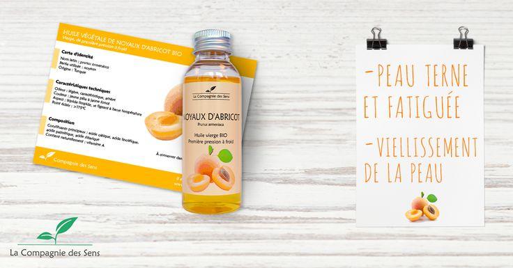 L'huile de Noyaux d'Abricot comme masque de beauté ! #abricot #beaute #HV