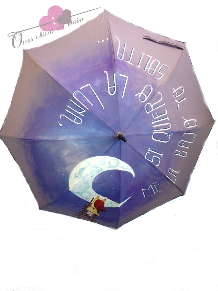 diseños paraguas pintados - Buscar con Google