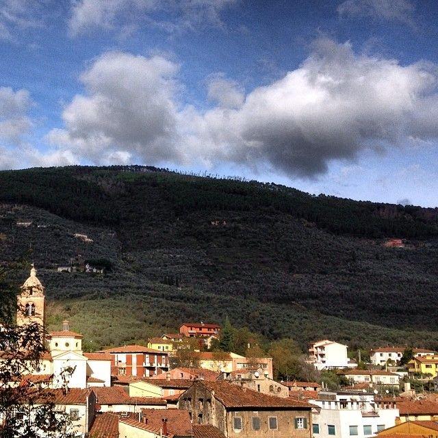 """Il Monte Pisano, uno de' """"i Tesori di #Buti"""" #MontePisano"""