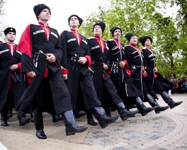 Все походные песни кубанских казаков услышит пятимиллионный Краснодарский край