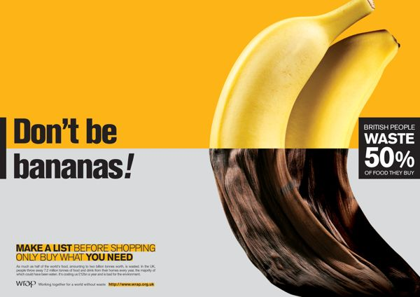 Food Waste Campaign : Don't be a Lemon! on Adweek Talent Gallery