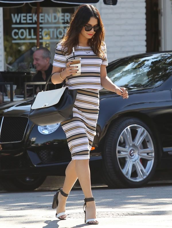 Stripes Vanessa Hudgens