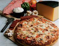 Cottage Pizza Supreme | Wisconsin Milk Marketing Board