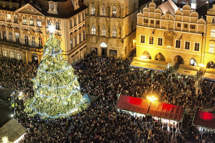 Tips til julemarkeder i Europa