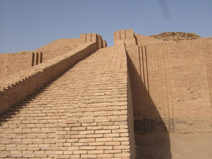 Ziggurat Steps