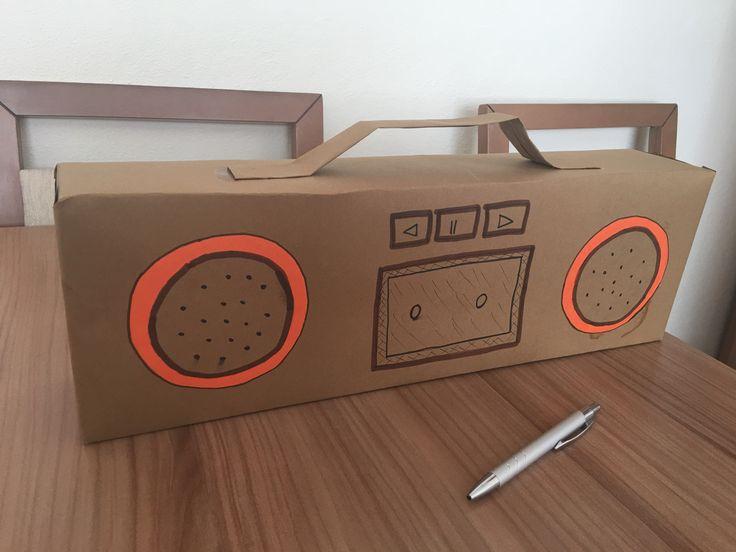 Kutulardan radyo
