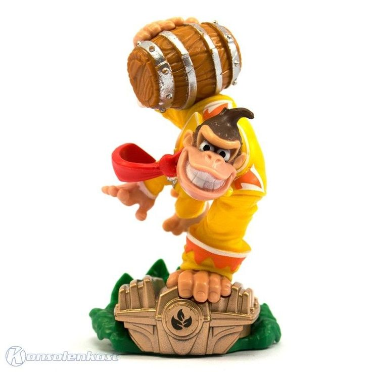 Skylanders - Superchargers Figurine: Turbo Charge Donkey Kong