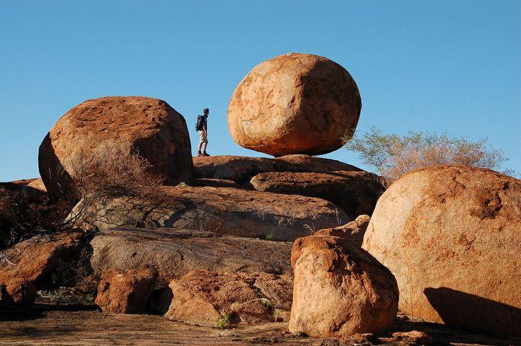 Australia, NT, Devil's Marbles