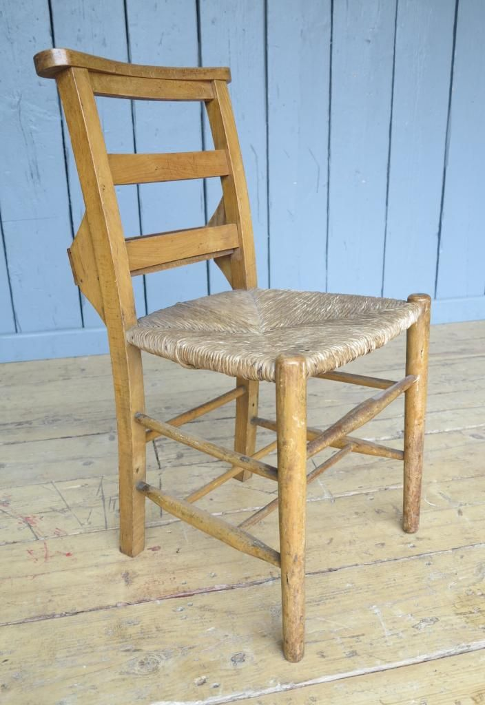 Rush Seated Antique Church Chairs were salavaged from All Souls Church in  Liverpool. For more - 92 Best Chairs And Stools Images On Pinterest Bible, Colours And