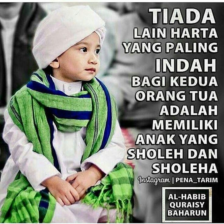 Remaja.islami - Punya anak yang sholeh dan sholeha itu idaman.. Impian.. Tujuan.. Membangun generasi yang sholeh dan sholeha patuh terhadap syariat.. memiliki tauhid yang kuat.. .. Memiliki anak yang sholeh dan sholeha itu bukan suatu peruntungan ngga bisa kita asal main untung untungan.. karena karakter anak dicetak dari kecil.. .. Anak sholeh dan sholeha perlu di ikhtiarkan.. Caranya ? Di mulai dr diri kita sendiri perbaiki diri teruss karakter kita sifat kita ilmu kita.. kita belajar…