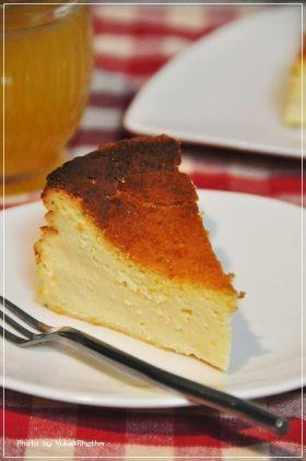 「簡単ベイクドチーズケーキ:レモン味」yukari | お菓子・パンのレシピや作り方【corecle*コレクル】