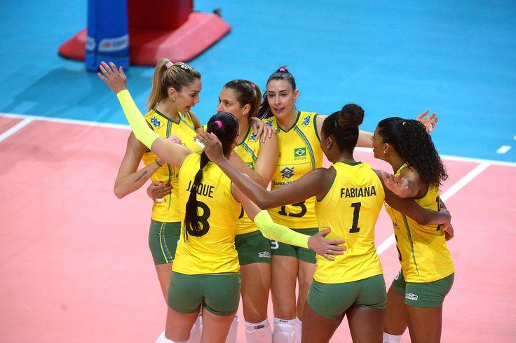 Invicto, Brasil passa fácil pela China e segue firme em busca do ouro inédito #globoesporte