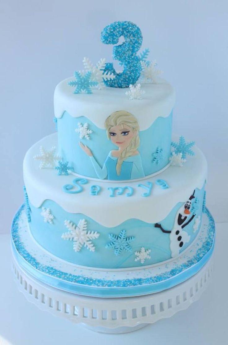 Frozen Design Cake Pops