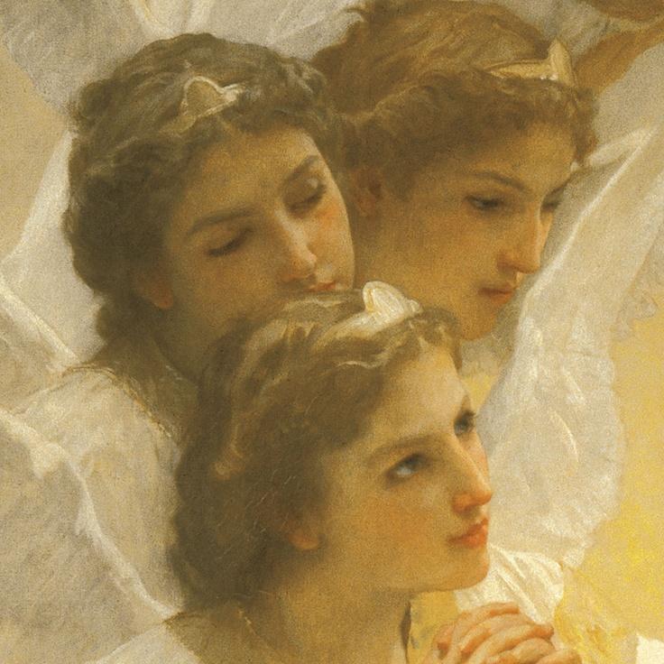 bouguereau angels - Google Search