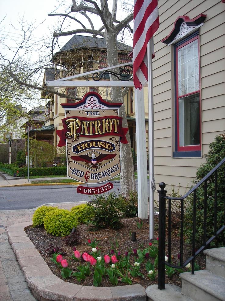 Patriot House Bu0026B   Annville, ...